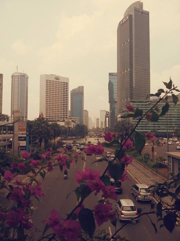 Jakarta-Zentrum-Luise