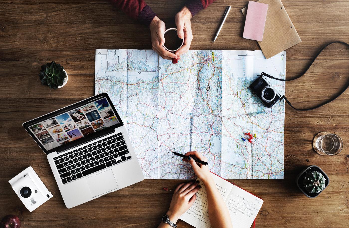 10 Travel Hacks für Deine nächste Reise
