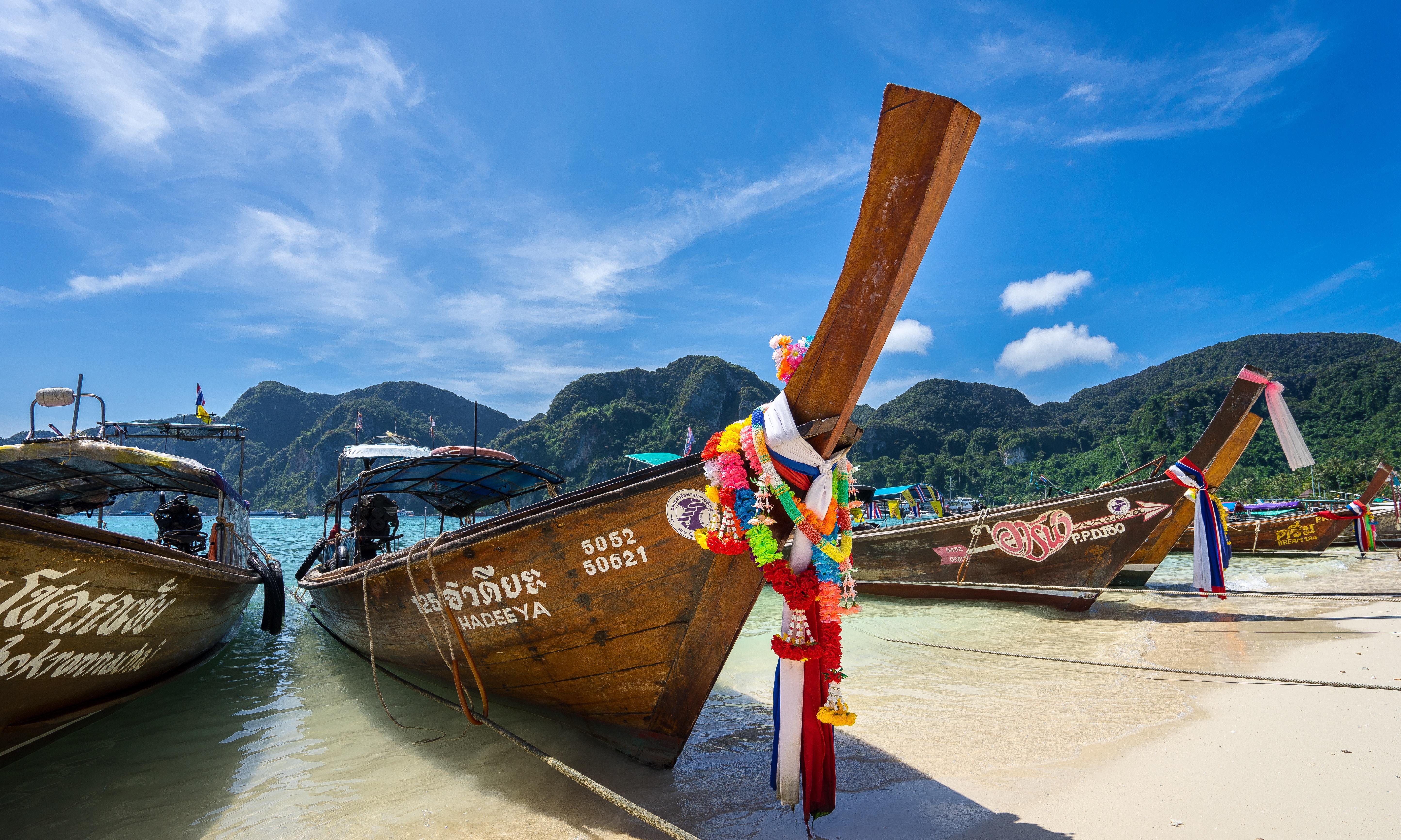 7 Vorschläge um aus Bangkok rauszukommen