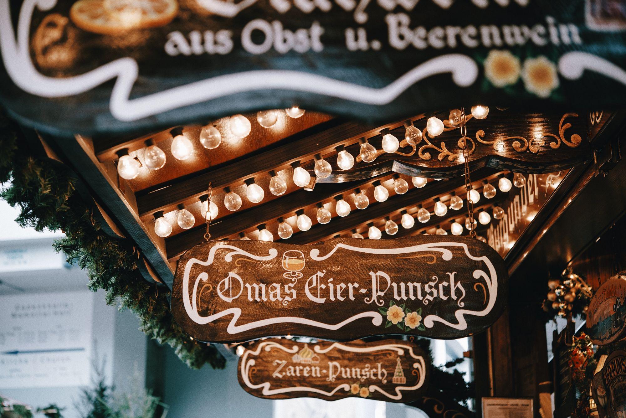 7 Weihnachtsmärkte, für die es sich lohnt einen Flug zu buchen