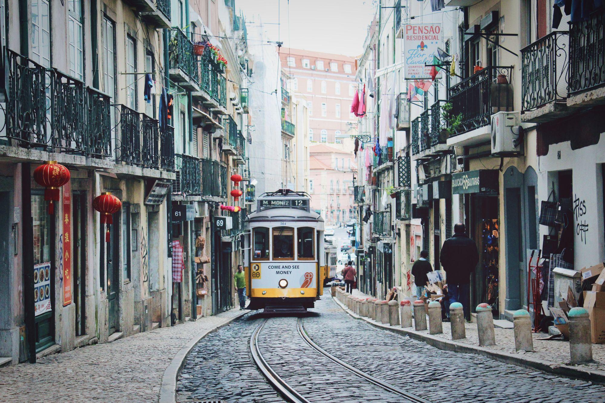Ein perfekter Tag in... Lissabon